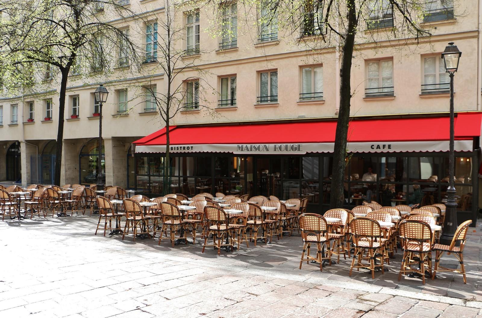 Brasserie Maison Rouge