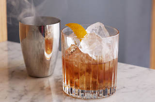 best old fashioneds in london, old tom & english