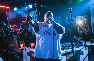 Big Narstie at Brixton Jamm