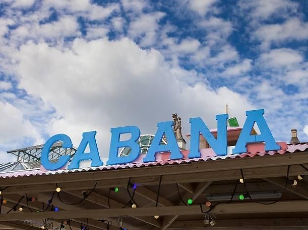 Cabana's Copacabana Beach