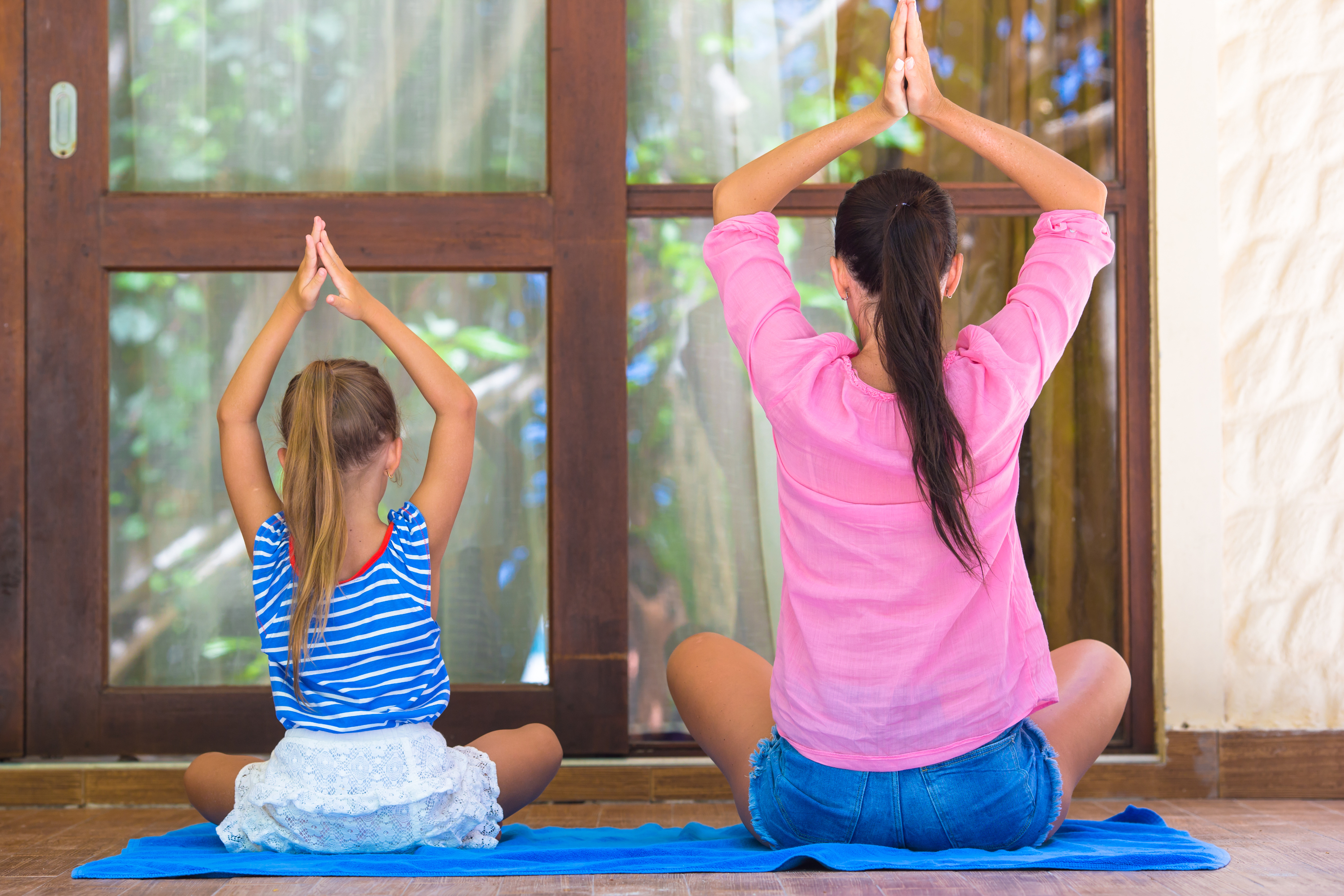 Yoga for kids in NYC
