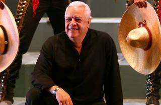 Director y fundador del Ballet Folklórico de la Universidad de Colima, Rafael Zamarripa Castañeda