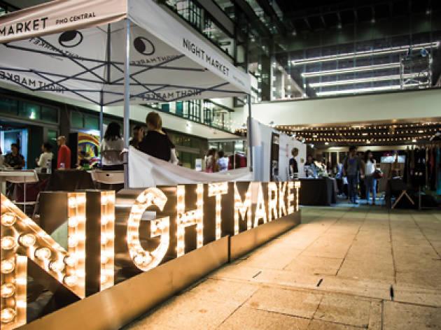 PMQ Night Market