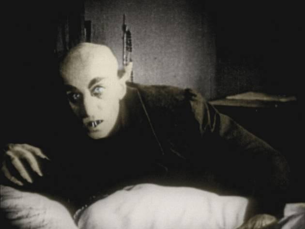 Nosferatu, el vampiro y Sherlock Jr
