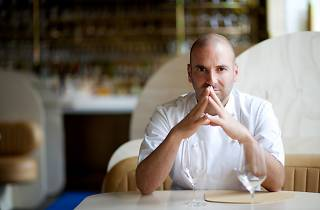 The Press Club cellar dinner with George Calombaris