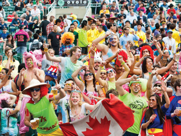 Rugby Sevens Costumes