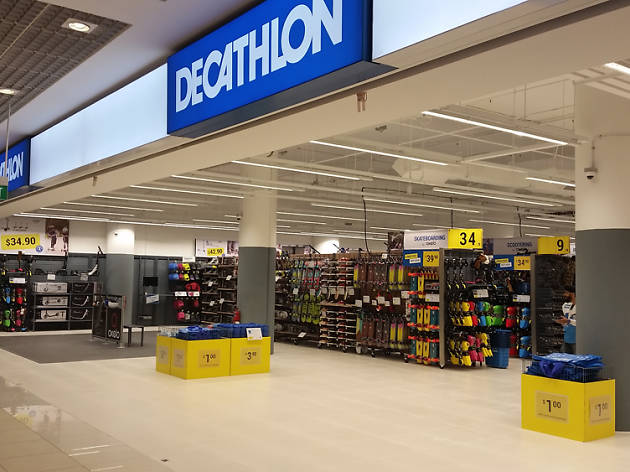 Decathlon City Square Mall