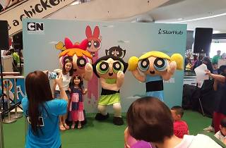 The Powerpuff Girls Summer Fun