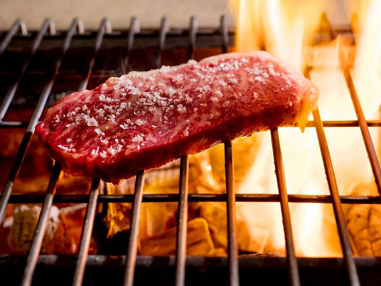 The best Japanese grills in Hong Kong