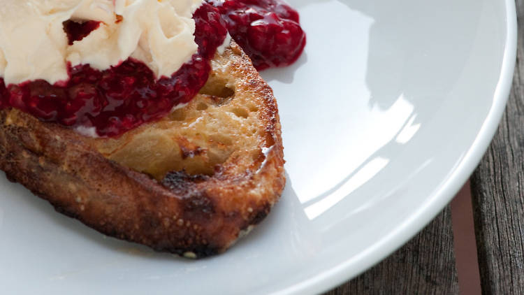 The best French toast in Hong Kong