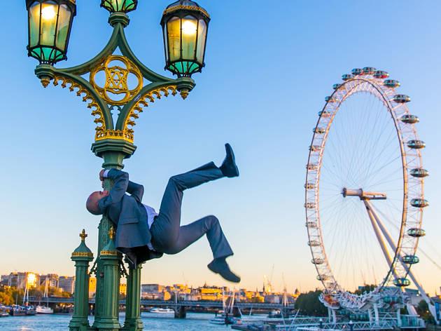 Instagrammer Kristina Kashtanova chooses her five favourite photos of London