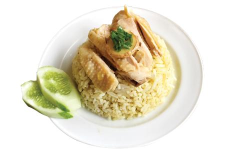 Hong Kong's best Hainan chicken