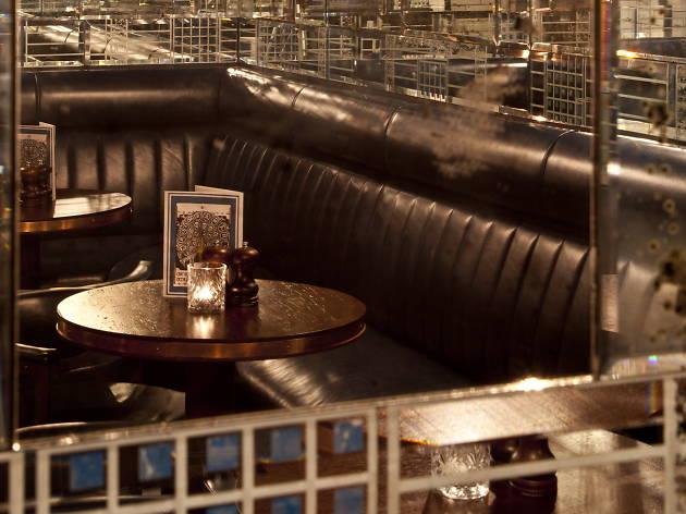 Hawksmoor Spitalfields Bar,