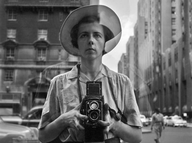 Vivian Maier. In Her Own Hands