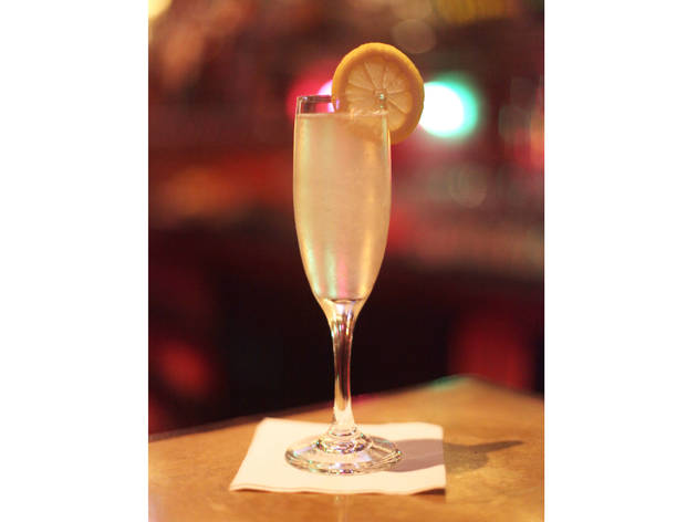 French 75 at Catfish