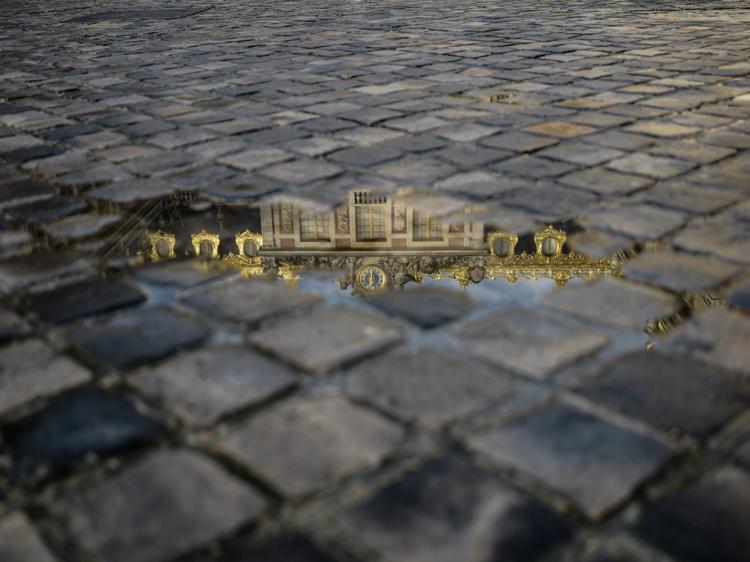 Réconcilier Versailles et l'art contemporain