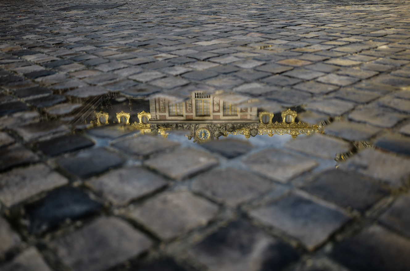 Olafur à Versailles