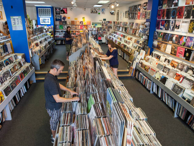 The best record stores in Austin
