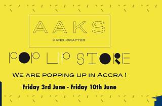 AAKS Handcrafted Popup Store