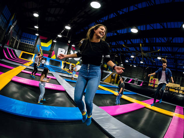 The best trampoline parks in Singapore