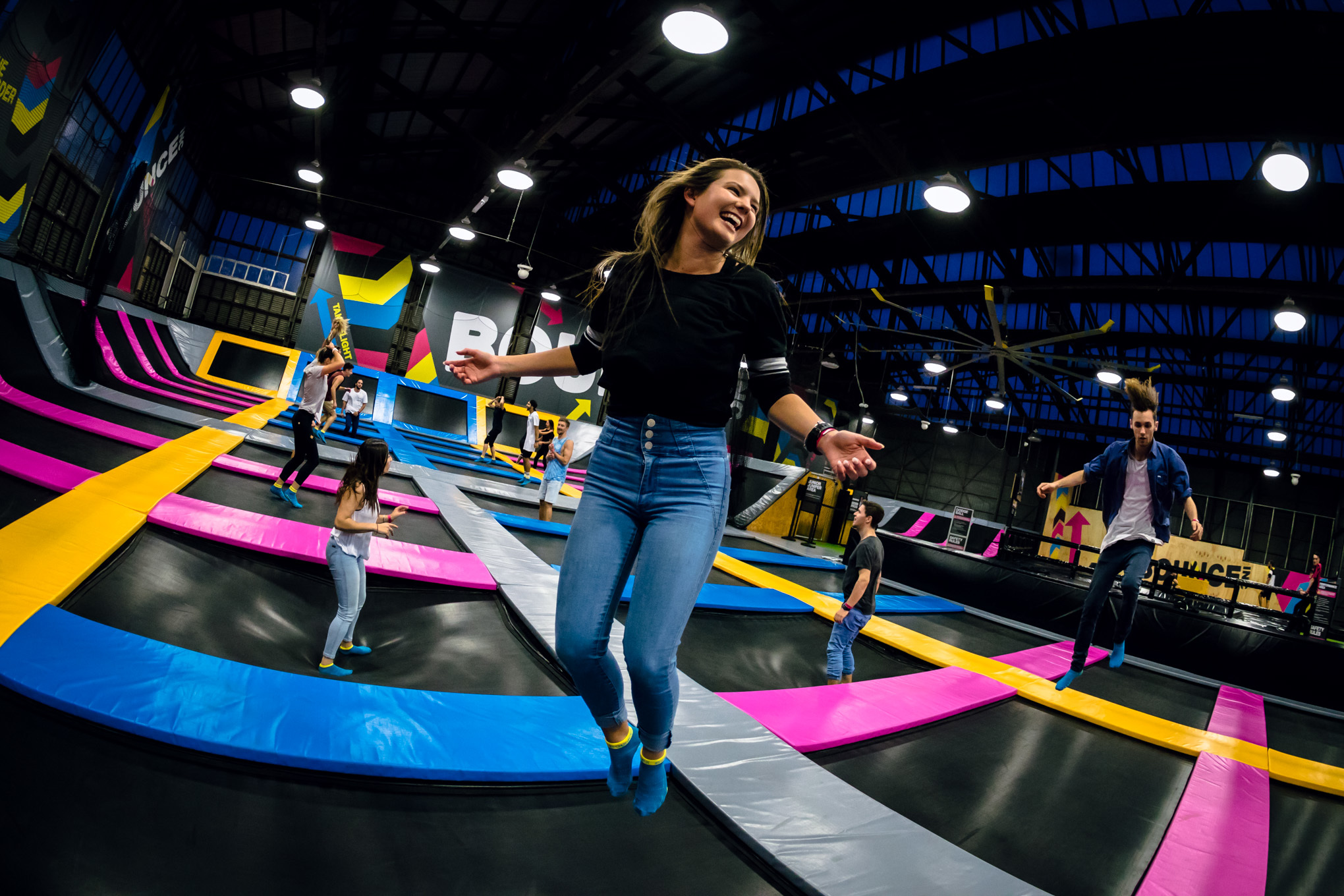 7 Best Trampoline Parks In Singapore You Have To Check Out Now