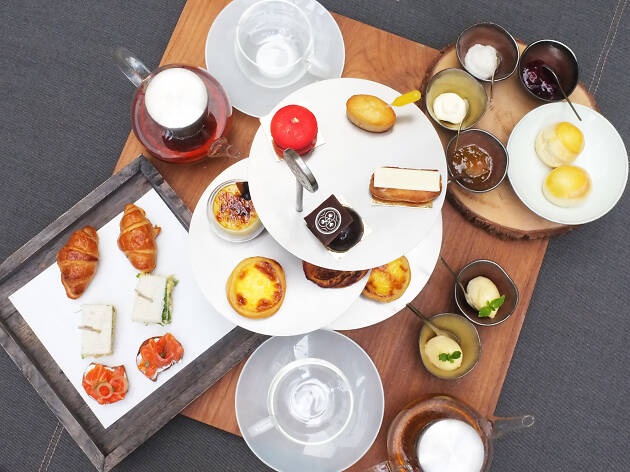The best afternoon tea in Bangkok