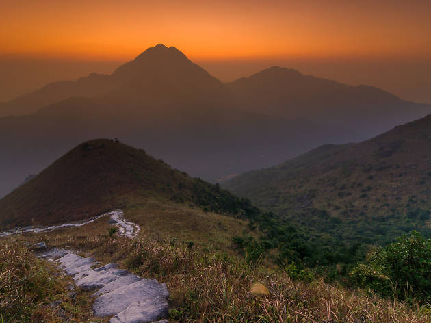 The top ten hiking trails in Hong Kong