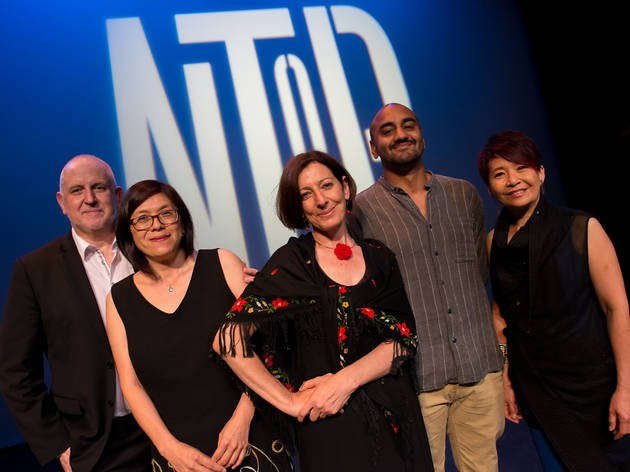 National Theatre of Parramatta directorate Wayne Harrison Joanne Kee Paula Abood S Shakthidharian Annette Shun Wah photo credit Amanda James