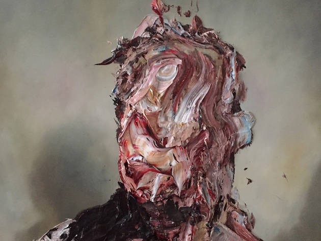 Antony Micallef's Painting No 12