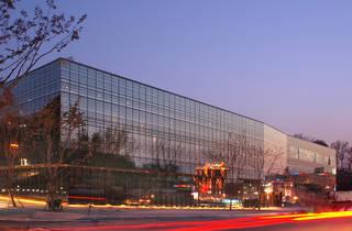 백남준아트센터 (PHOTOGRAPH: COURTESY OF NAM JUNE PAIK ART CENTER)