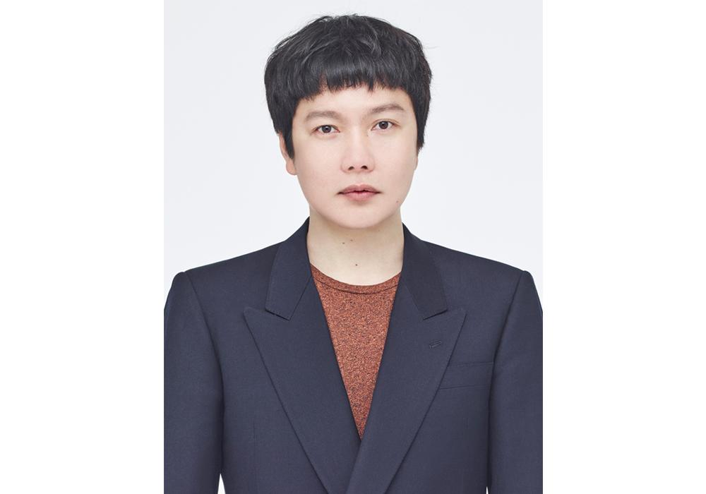 Fashion designer Park Seung-gun