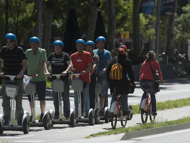 11 cosas que te habrán pasado si vas en bici por Barcelona