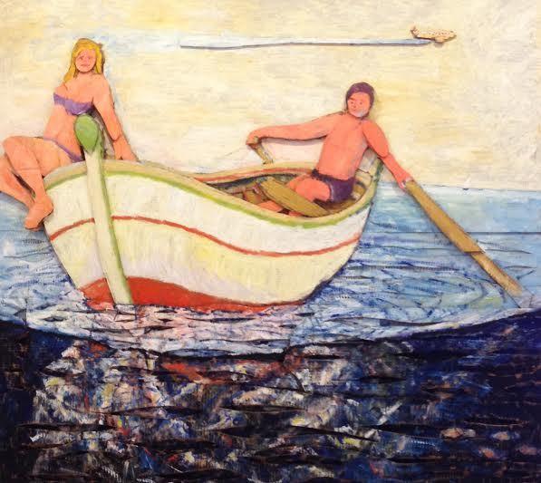 Gerard Rosés. Petits plaers, 36 anys pintant