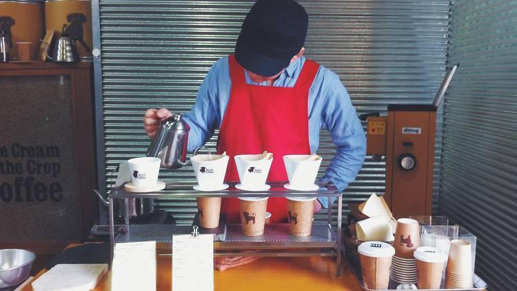 Cream of the Crop Coffee Tokyo