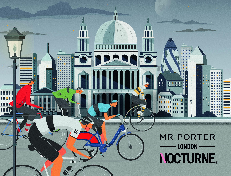 Mr Porter London Nocturne