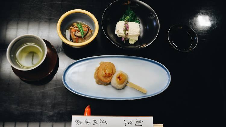 Yuba Restaurant Japan