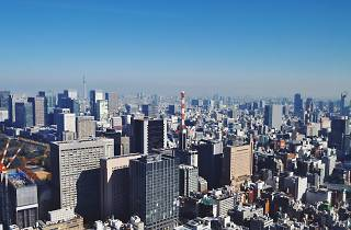 Tokyo from Andaz Tokyo