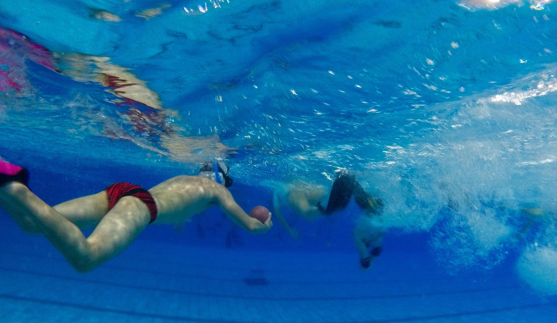 Rugbi subaquàtic a Barcelona