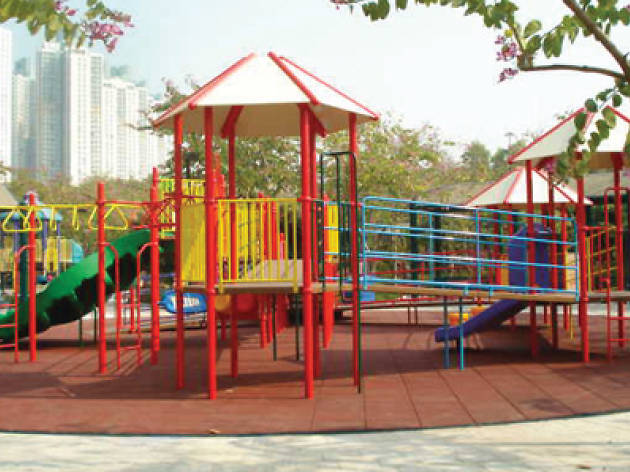 The best public playgrounds for kids in Hong Kong
