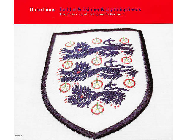The best football songs: Three Lions