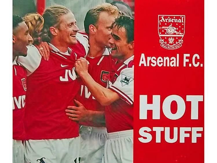 'Hot Stuff' – Arsenal FC (1998)