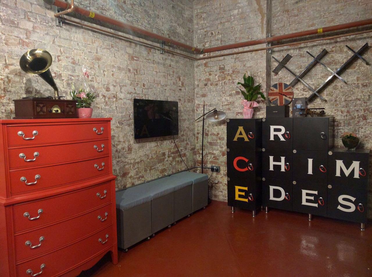 Archimedes inspiration escape game