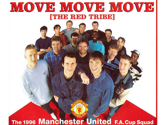 The best football songs: Move Move Move