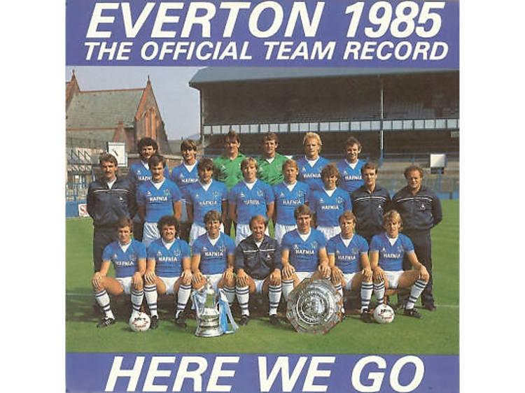 'Here We Go' –Everton FC (1985)