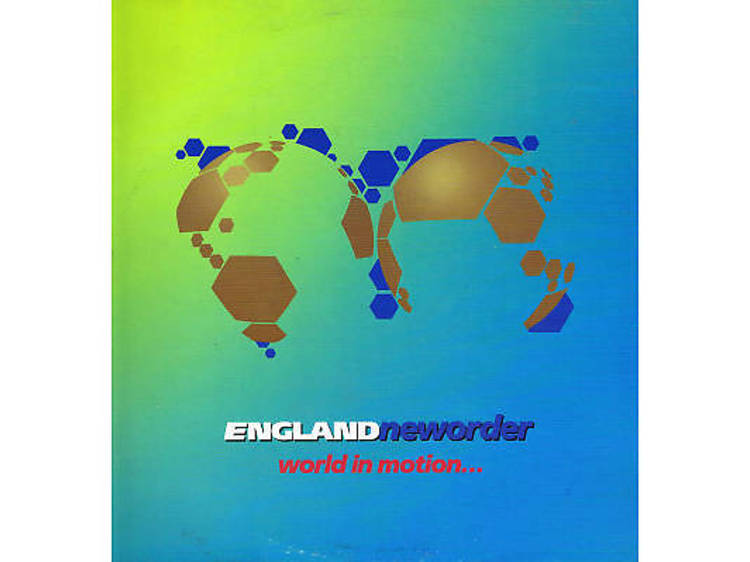 'World in Motion' – New Order (1990)