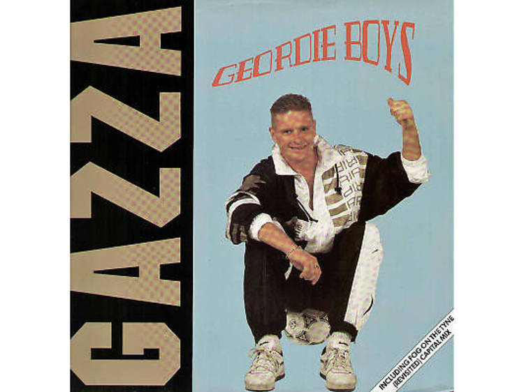 'Geordie Boys' – Gazza (1990)
