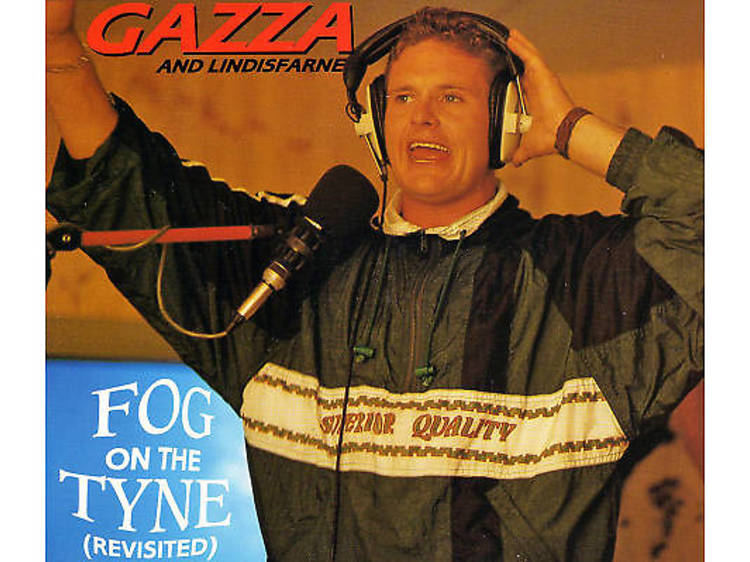'Fog on the Tyne (Revisited)' – Gazza and Lindisfarne (1990)