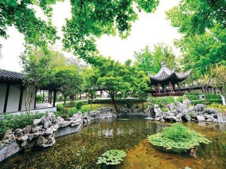 香港最佳公園