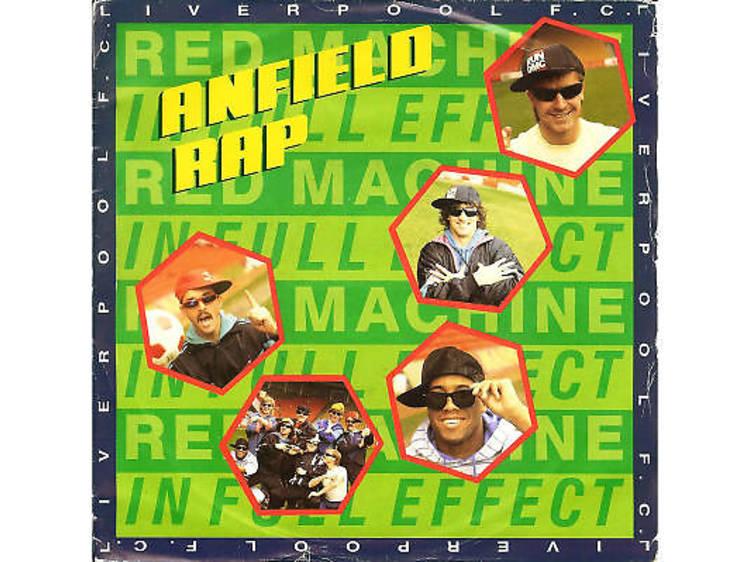 'Anfield Rap' – Liverpool FC (1998)