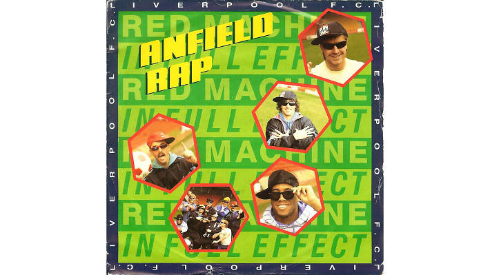 The best football songs: Anfield Rap